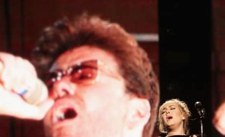 Adele, George Michael