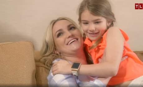 Jamie Lynn Spears, Daughter Maddie