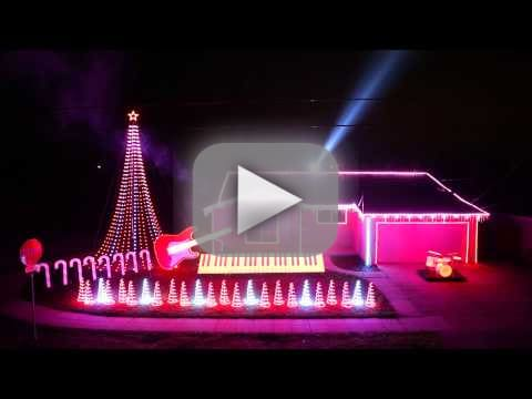 Star Wars Christmas Lights Show, Music