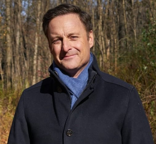 Chris Harrrison on The Bachelor Season 25