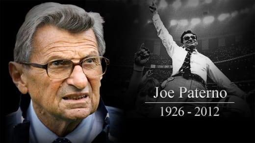 RIP Paterno