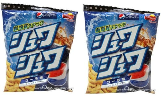 Pepsi-Flavored Cheetos Pic