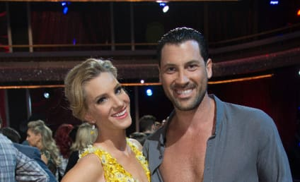 Heather Morris, Maksim Chmerkovskiy on Dancing With the Stars Results: We Got F--ked!