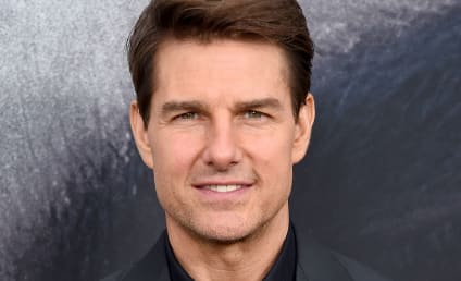 Tom Cruise: I Haven't Seen Suri in FOUR YEARS!