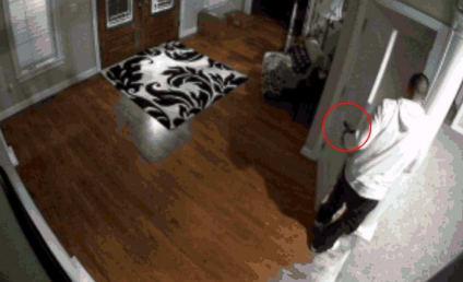 Aaron Hernandez Gun Photo: Surveilance Camera Shows NFL Star With Weapon After Murder