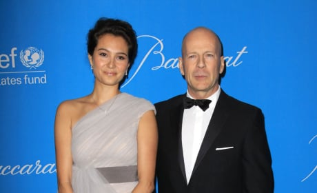Bruce Willis, Wife