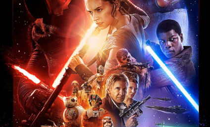 Star Wars: The Force Awakens Poster Hints at New Death Star