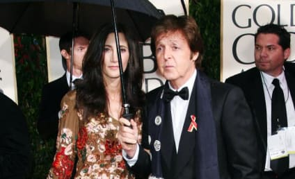 Paul McCartney and Sabrina Guinness: Brilliant!