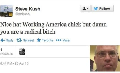 "Steve Kush, New Mexico GOP Official, Calls Labor Advocate, 19, a ""Radical Bitch"""