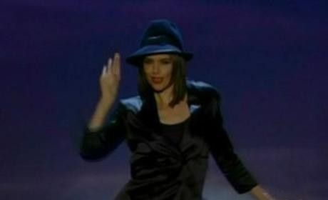 Katie Holmes on So You Think You Can Dance