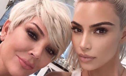 Kim Kardashian: Kris Jenner is the Best Momager ... I Mean, Mom!