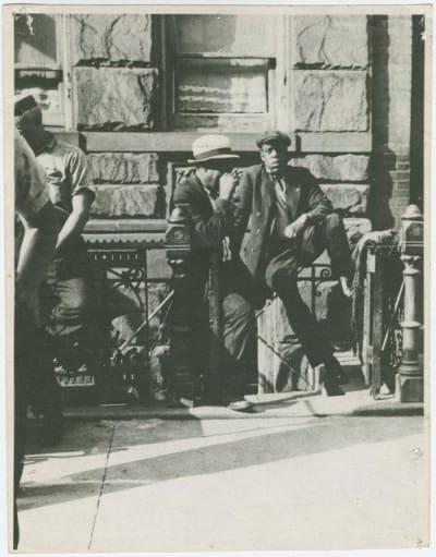 1939 Jay-Z Look-Alike