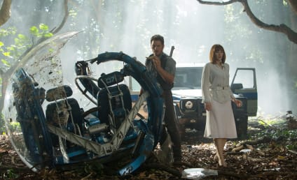 Jurassic World Sets Opening Weekend Box Office Record