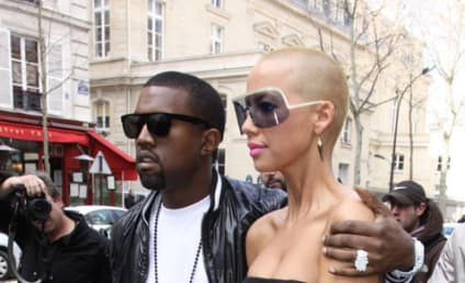 Kanye West Throws Tantrum Backstage at VMAs