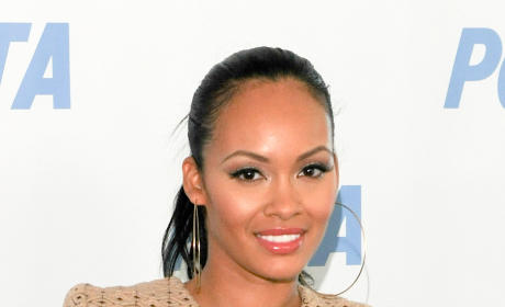 Evelyn Lozada Red Carpet Pic