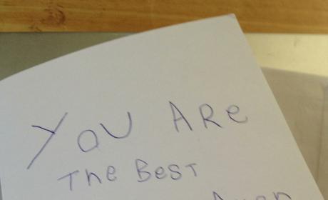 Cute Kid Note