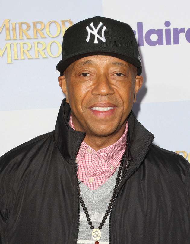 Russell Simmons Pic
