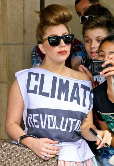 Lady Gaga Weight Gain
