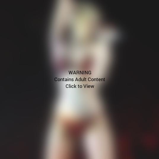 Miley Cyrus in Her Underwear