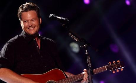 Blake Shelton Takes On Westboro Baptist Church