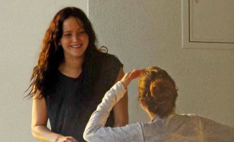 Jennifer Lawrence No Makeup Pic