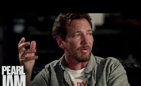 Eddie Vedder Talks Gun Control