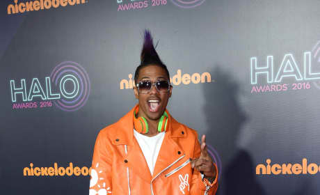 Nick Cannon for Nickelodeon