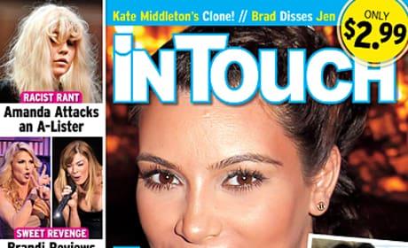 Kim Kardashian Plastic Surgery Cover