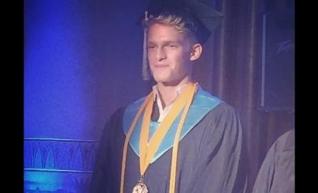 Cody Simpson Graduation Speech Clip