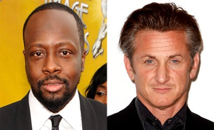 Sean Penn Questions Wyclef Jean Presidential Campaign