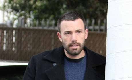A Day in the Affleck Life