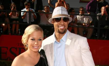 Kendra Wilkinson and Hank Baskett: Filming Marriage Boot Camp!