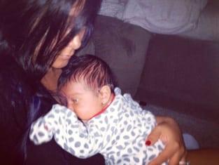 Snooki and Baby Lorenzo