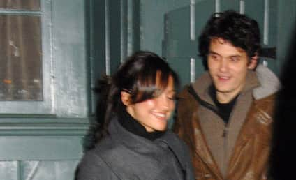 John Mayer Still Sort of Dating Minka Kelly