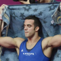 Danell Leyva, Towel Soak Up Olympic Glory