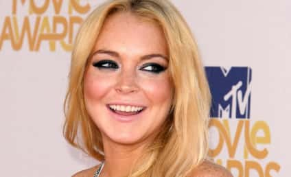 Lindsay Lohan: DU-Why Not Party?