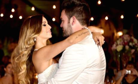 Scheana Marie Shay Wedding Dance