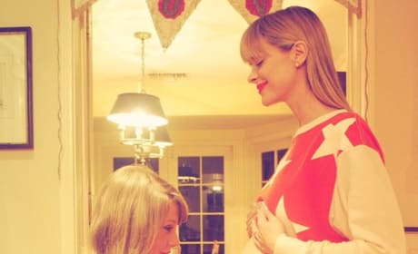 Taylor Swift as Godmother