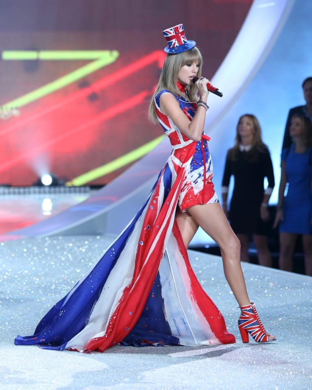 Taylor Swift for Victoria's Secret