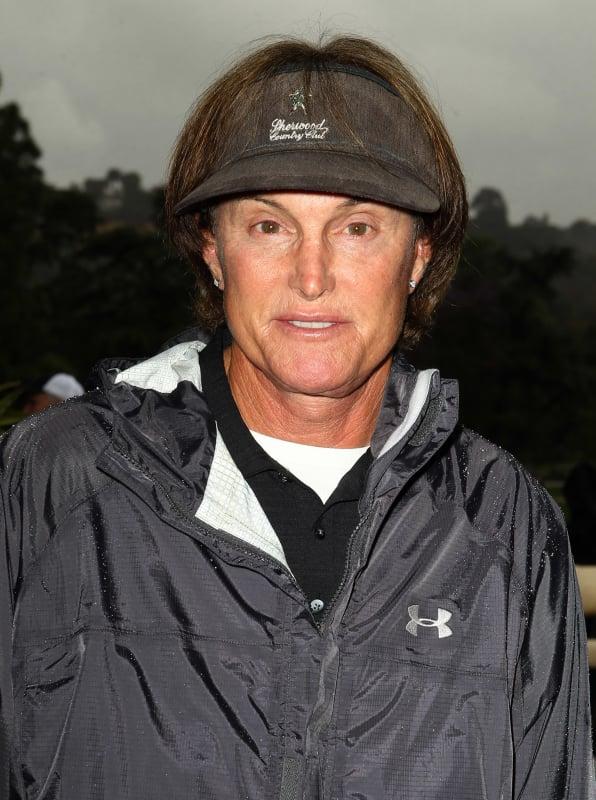 Bruce Jenner Transformed