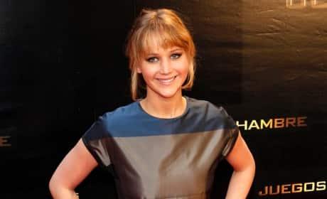 Cute Jennifer Lawrence Pic