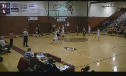VIDEO: Colorado High School Player Bounces in Full-Court Shot