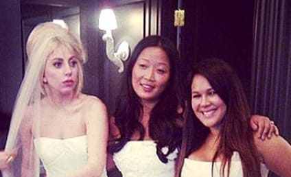 Lady Gaga Wedding Dress Photo With Vera Wang: What the ...