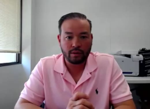 Jon Gosselin: The Kids Who Sided With Kate Didn't Care if COVID Killed Me!