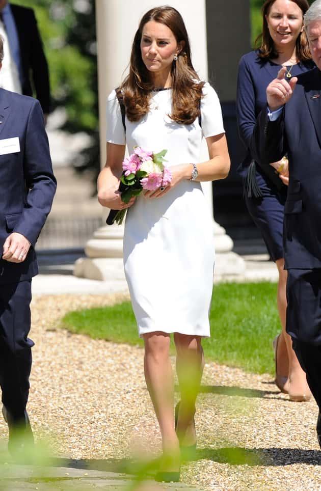 Kate: Flower Girl