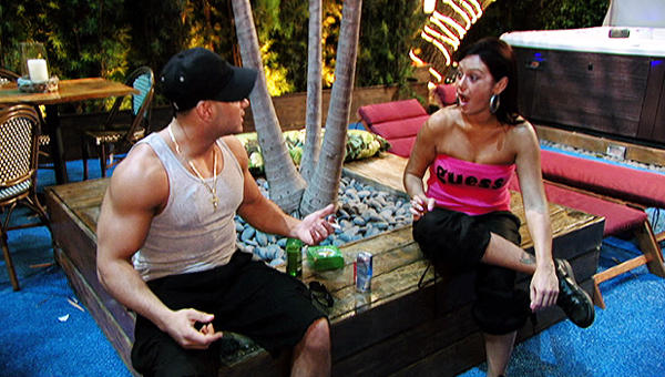 Jwoww and Ron