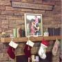 Jessa Duggar Christmas Photo