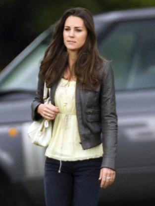 Kate Middleton in 2009
