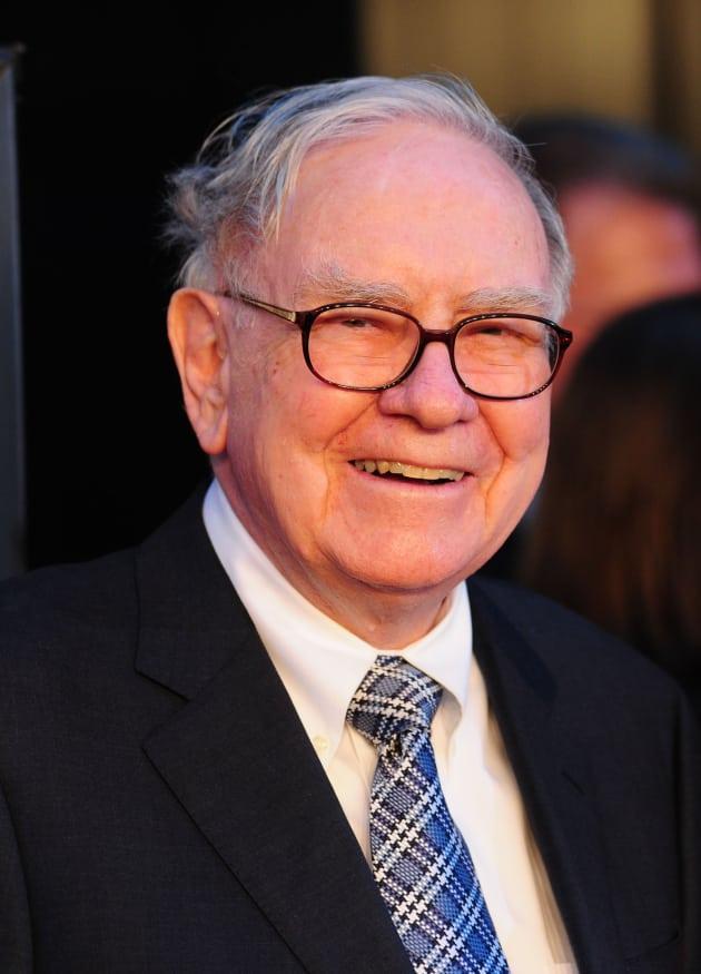 Warren Buffett Photo
