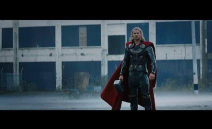 Thor: The Dark World Trailer Released, Epic, Surprising